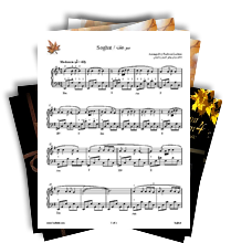 Easy Piano Sheet Music