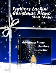 Cover Art: Christmas Piano eBook