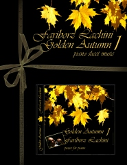 طرح جلد: Golden Autumn 1