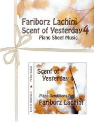 Cover Art: Scent of Yesterday 4 eBook
