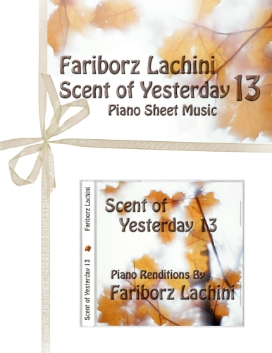 Cover Art: Scent of Yesterday 13