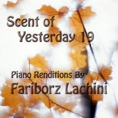 Cover Art: Scent of Yesterday 19